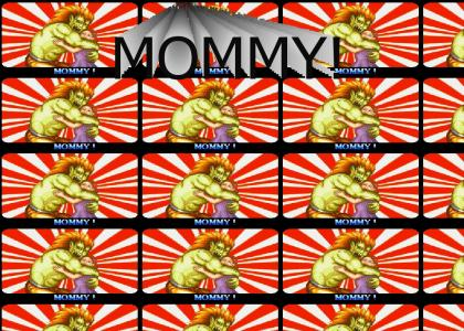 Mommy!