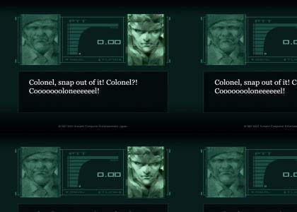 Metal Gear Colonel