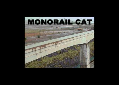 Not Even Monorail Cat (refresh)