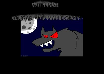 Cougar And Donkey