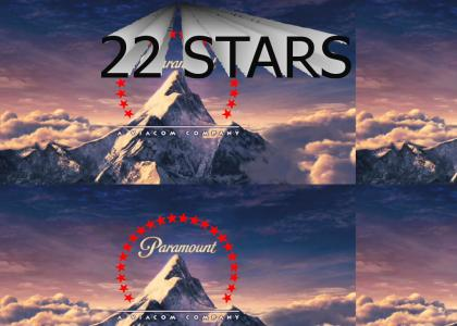 Paramount pictures has the ultimate rating