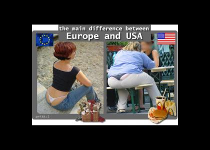 Do Europeans hate Americans?