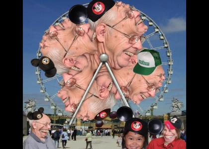 Disney HellRide (Now with 500% More MickeyHat)