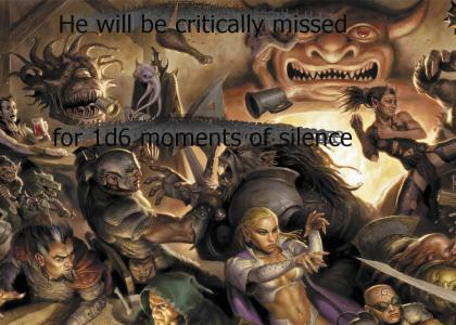 R.I.P. Gygax