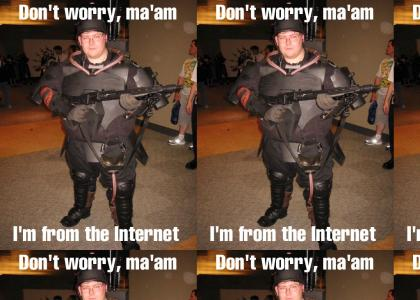 Interweb Warrior