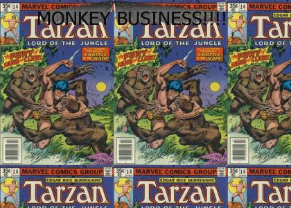 Monkey Business!!