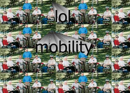 The Scooter Store: LOL MOBILITY!
