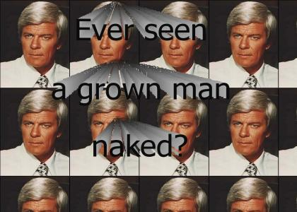 Peter Graves in Airplane!