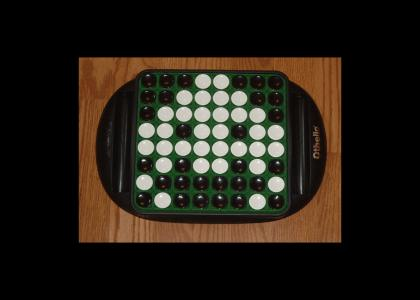 Othello (Reversi) Space Invaders