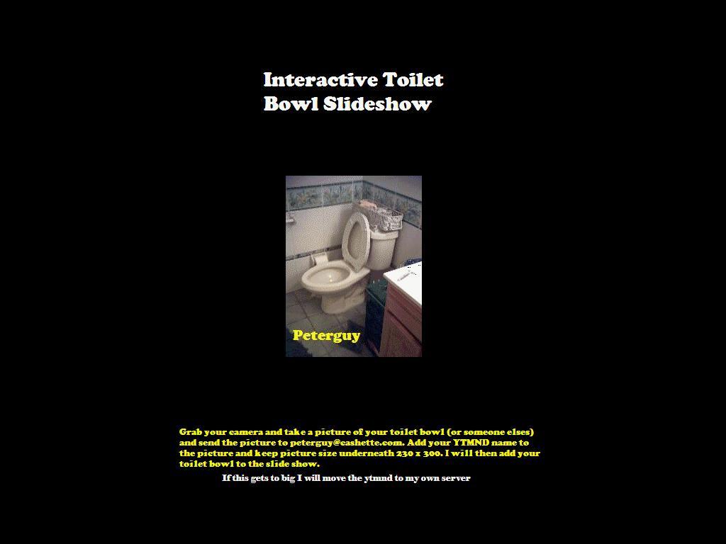 toiletshildeshow