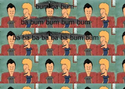 Bum Ba Bum Ba Bum Bum Bum...