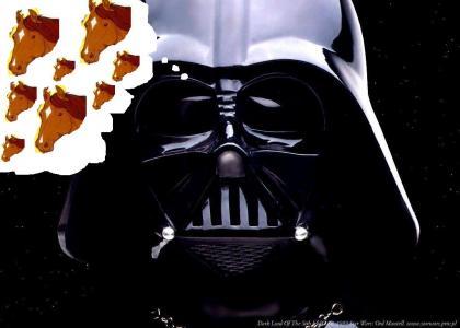 Vader Loves Horses