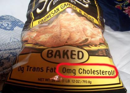 Omg Cholesterol!