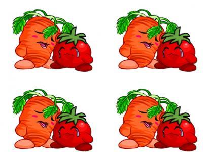 emo vegetables