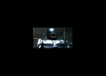 Robocop has gone mad!
