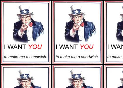 We Can Make Sandwiches