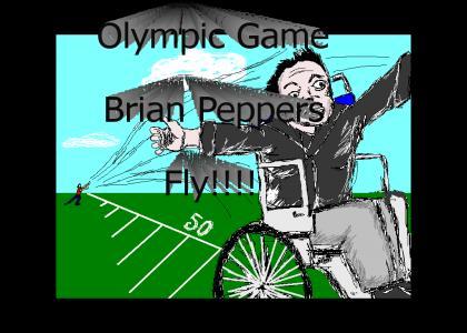 Brian Peppers Wheel Chair Throw