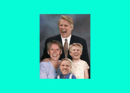 Gary Busey's family