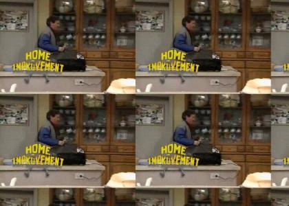 Really funny scene from Home Improvement