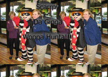 SCARRPY DA WOPPA HUNTA