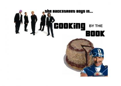 Backstreet Boys sing for Lazy Town? *UPDATE*