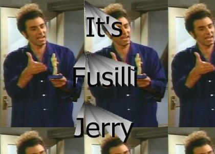 Seinfeld + Pasta =
