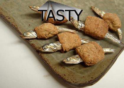 Fish Biscuit