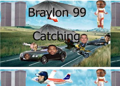 Braylon Caught Speeding