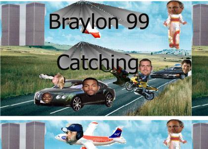 Braylon Caught Speeding