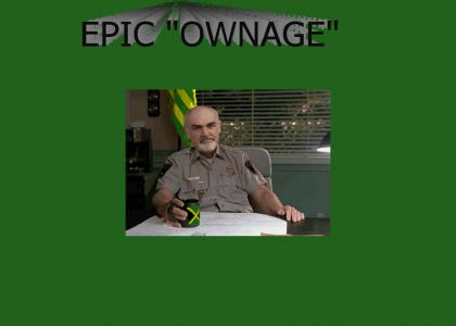 "CONNERY ""OWNS"" PACARD"