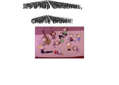It's a Rap Christmas, Charlie Brown!