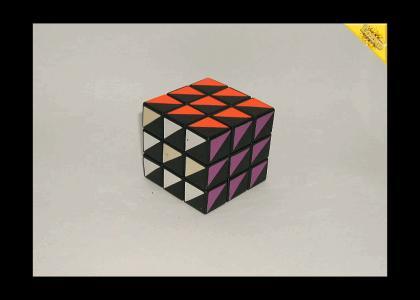 OMG, Secret Hyrule Cube