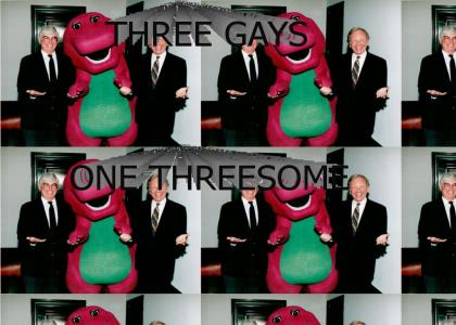 Barney The Dinosaur Stinky Lemonparty Orgy Fun