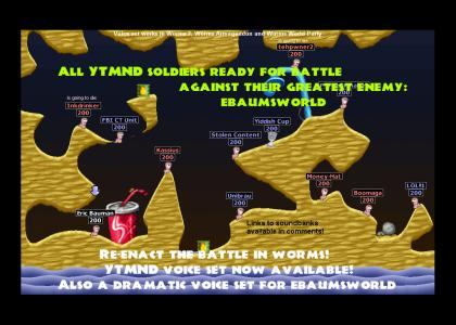 Worms: YTMND Soundbanks!