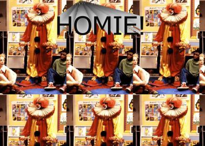 homie the clown theme song