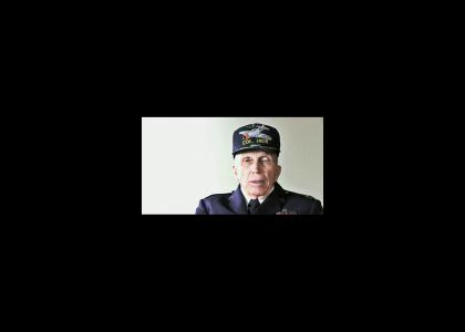 90 Year Old WWII Vet tells us his story
