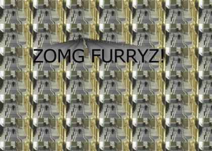 Zomg! Furry!