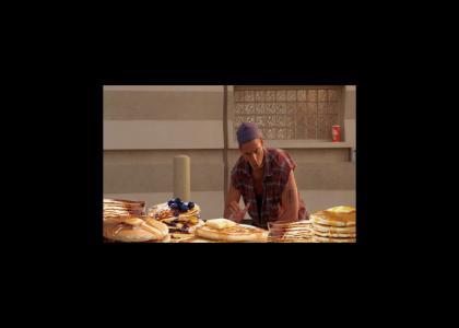 Pancake Fridays with Adam Sandler
