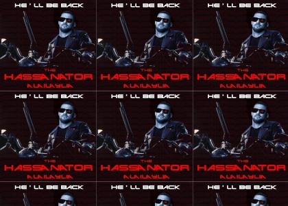 THE HASSANATOR - He'll Be Back