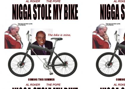 NIGGA STOLE MY BIKE: THE MOVIE