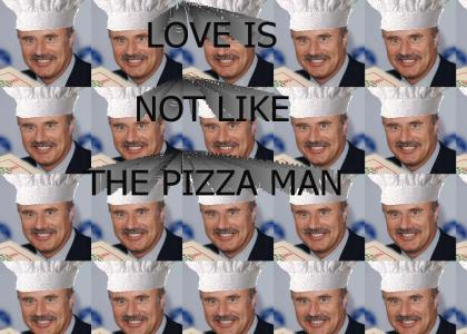 Pizza by Dr. Phil