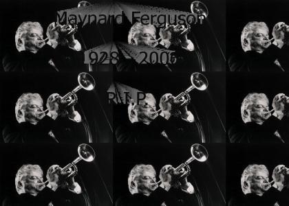 Maynard Ferguson RIP
