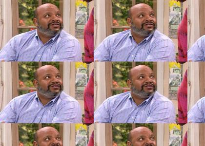 Uncle Phil is fat