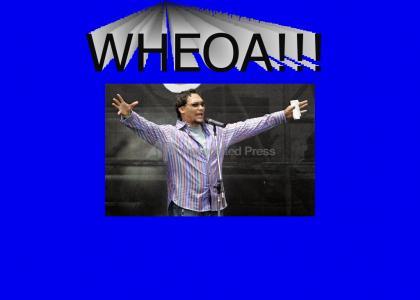 Jimmy Smits - WHOA!