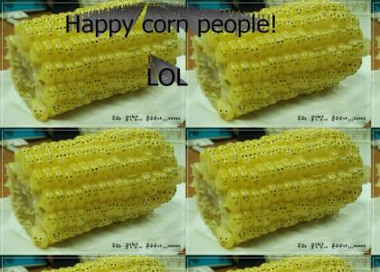 It's a happy community of corn!
