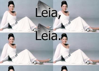 Leia, Leia...