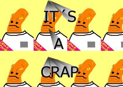 CRAPTMND: Admiral Ackbar
