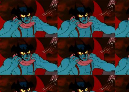 Devilman gets WHIPPED