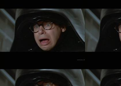 Dark Helmet Nooo!