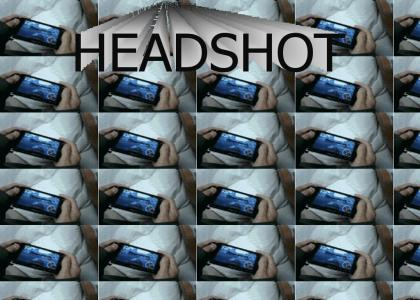 It's not a feature, it's a headshot!